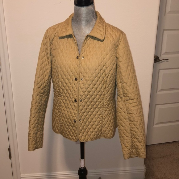 Kim Rogers Jackets & Blazers - Kim Rogers quilted jacket